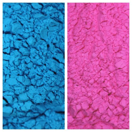 Gender Reveal Chalk Powder