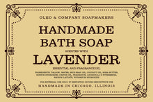 Load image into Gallery viewer, Lavender Bath Soap