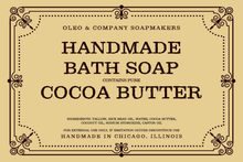 Load image into Gallery viewer, Cocoa Butter Bath Soap