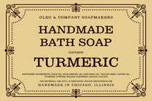 Load image into Gallery viewer, Turmeric Bath Soap