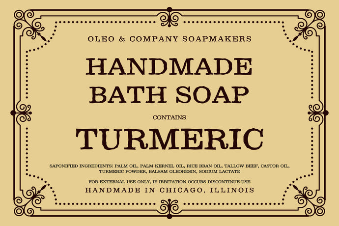 Turmeric Bath Soap