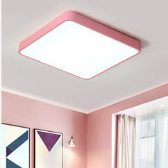 QUKAU LED ceiling light diameter 40CM 36W 3 colors dimmable remote control ceiling lamp