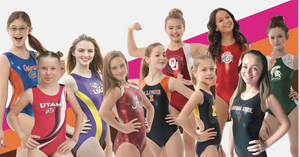 College Gymnastics for Inspiring Athletes