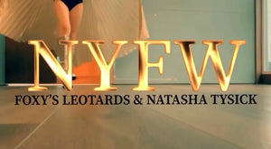 Fashion Show Evolution || Foxy's Leotards Becomes First Gymnastics Leotard Company to Walk the Runway!