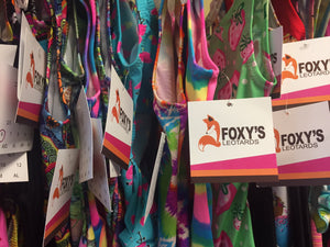 The Many Styles of Gymnastics Leotards from Foxy's Leotards