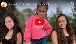 Foxy's Rock Squad || Become Your Own Boss!!!