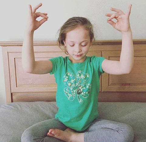 meditation for kids yoga for gymnasts