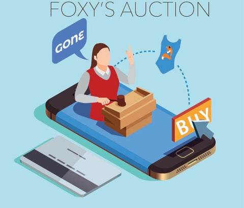 Foxy's Live Auctions