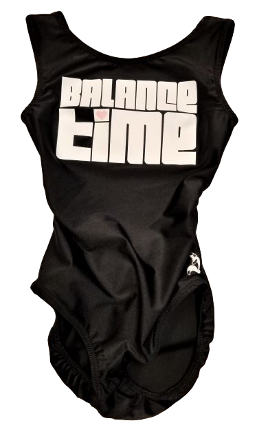 Balance Time Leotard for gymnastics