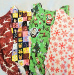 Early Christmas Holiday Mystery Leotards - CLOSED BACK