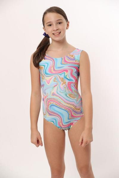 beautiful gymnastics leotard for girls by Foxy's Leotards