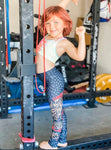 Kid's Yoga Leggings (Dragon)