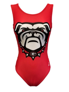 Georgia DAWG Leotard