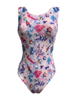 Girl Boss Gymnastics and Dance Leotard for Girls