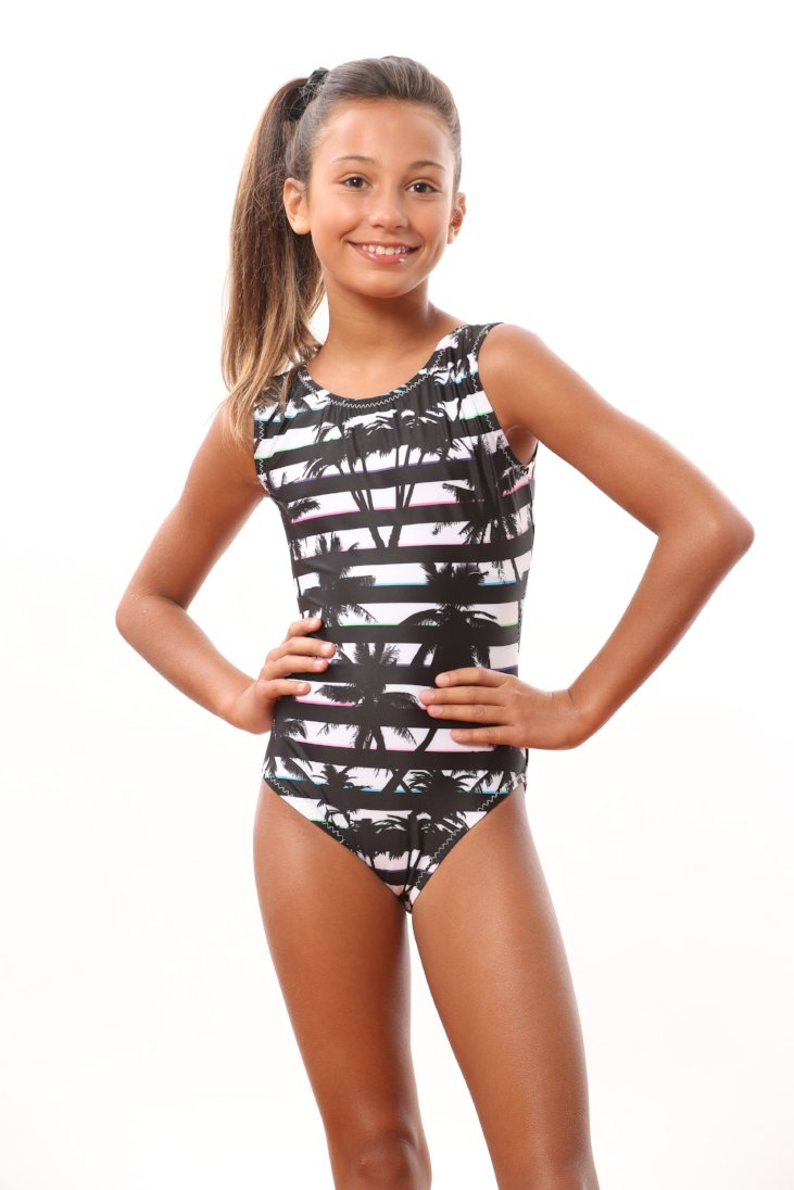 L.A. Palms Leotard