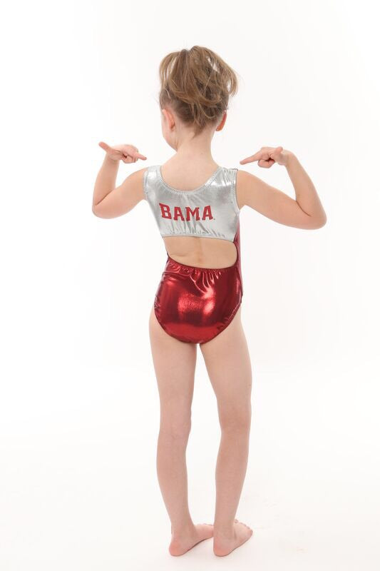 University of Alabama Leotard