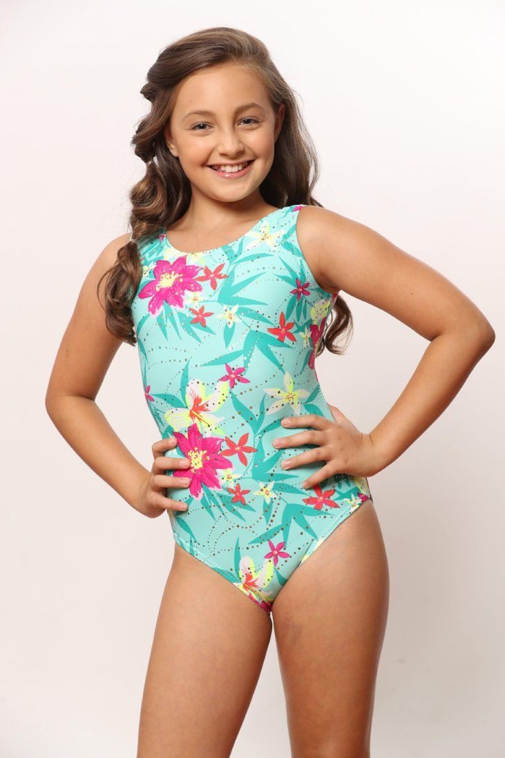 Island Princess Leotard