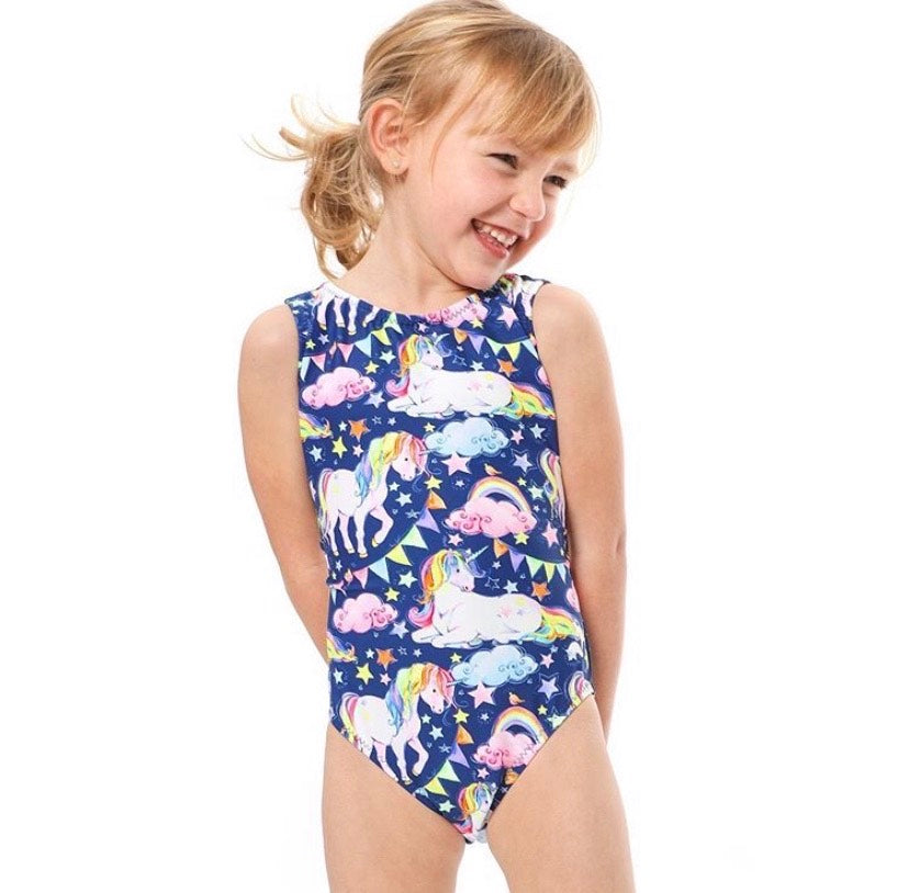 unicorn world gymnastics leotards for children