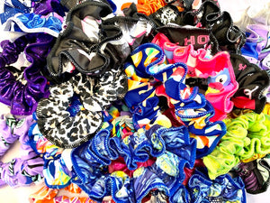 Scrunchies: Set of 3