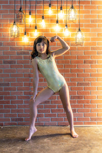 Gold Leotard Collection by Foxy's Leotards for gymnastics and dance