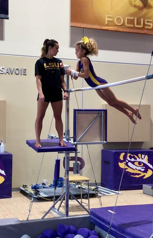 LSU Leotard