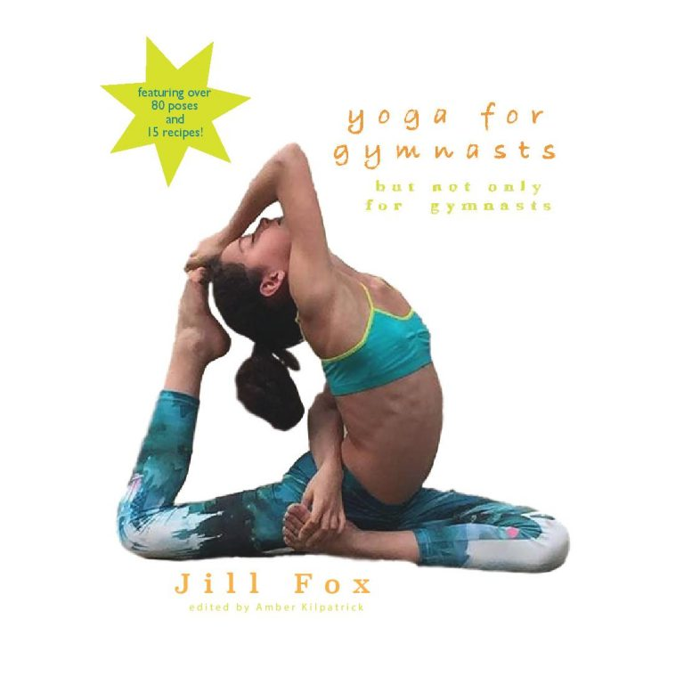 Yoga for Gymnasts Book by Jill Fox