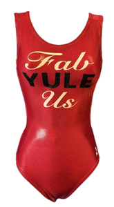 Fab Yule Us leotard