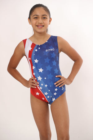 usa leotards for gymnasts