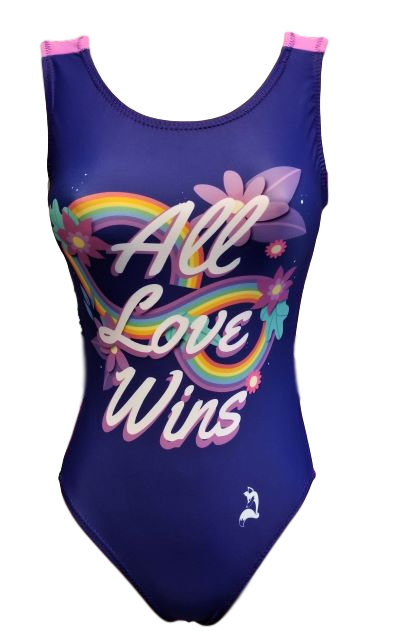 All Love Wins Leotard