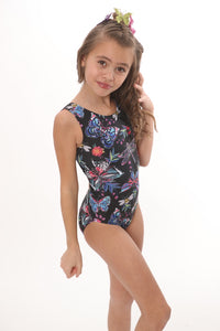 the best black leotards for girls gymnastics