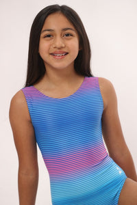 leotards with stripes by Foxy's Leotards