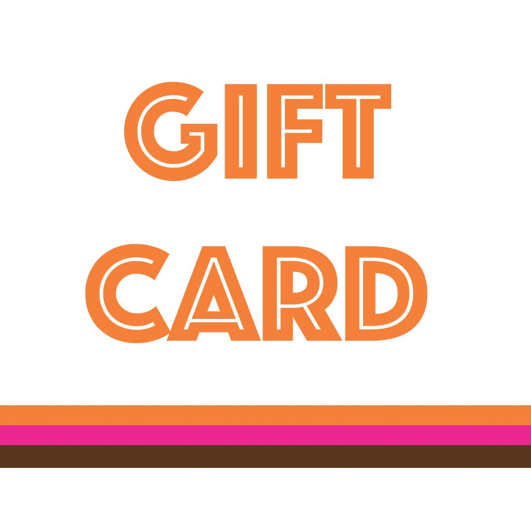 gift cards for gymnasts