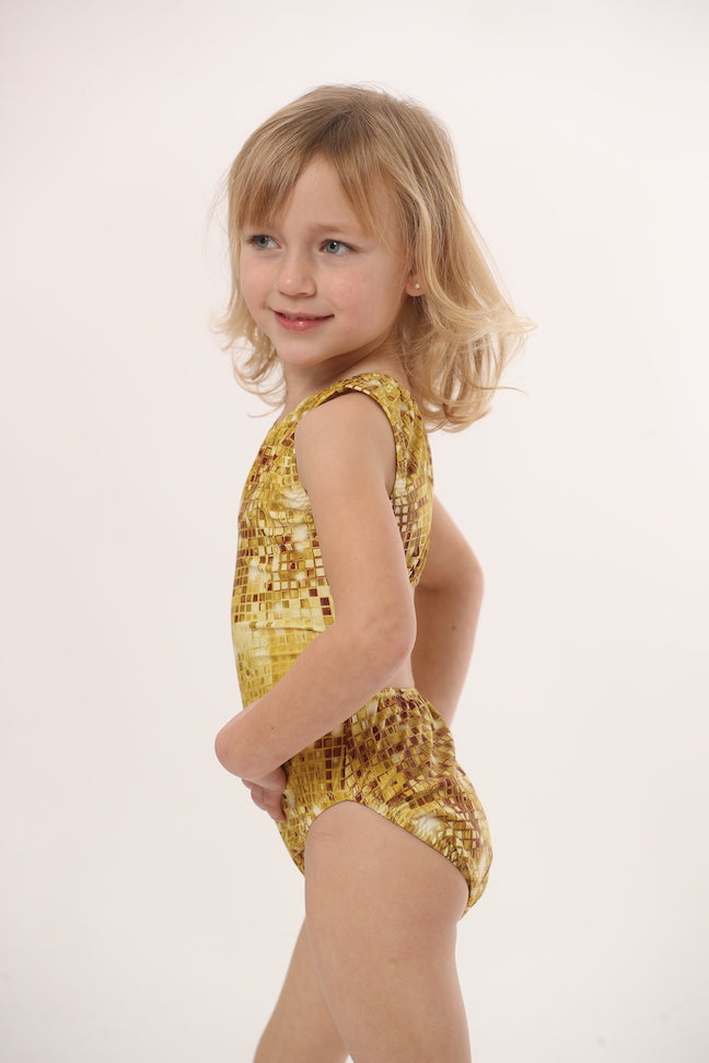 gold collectisn by Foxy's Leotard