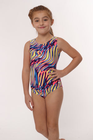 gymnastics and dance leotards