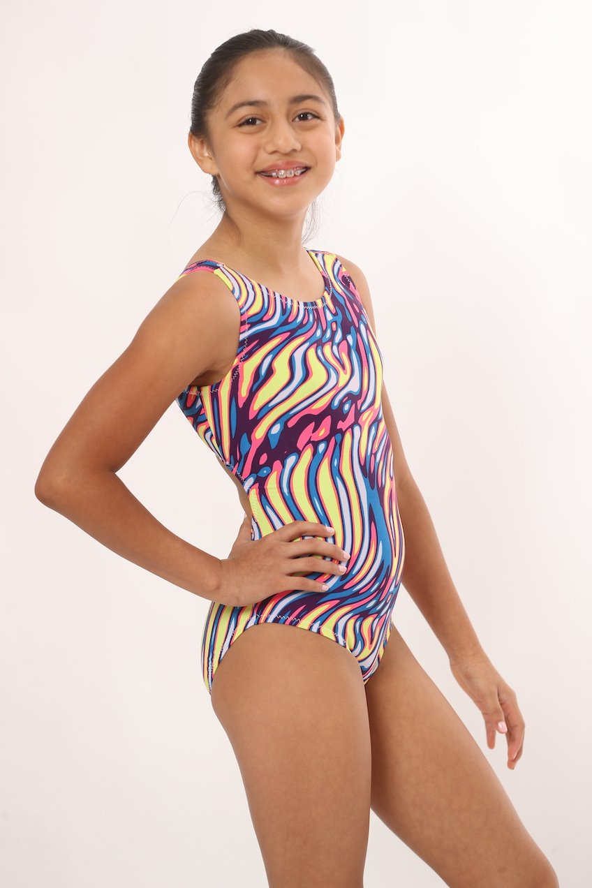 leotards for girls by Foxy's Leotards