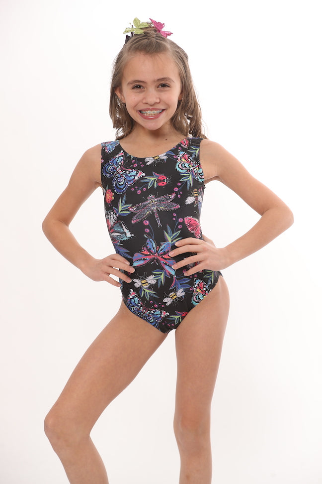 the best gymnastics leotard for girls