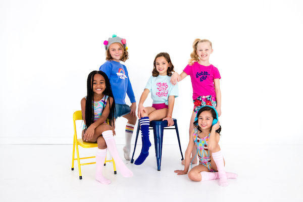 Strive Girl t-shirts and leotards for girls