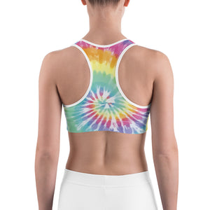 Adult Sports Bra (Tie-Dye)