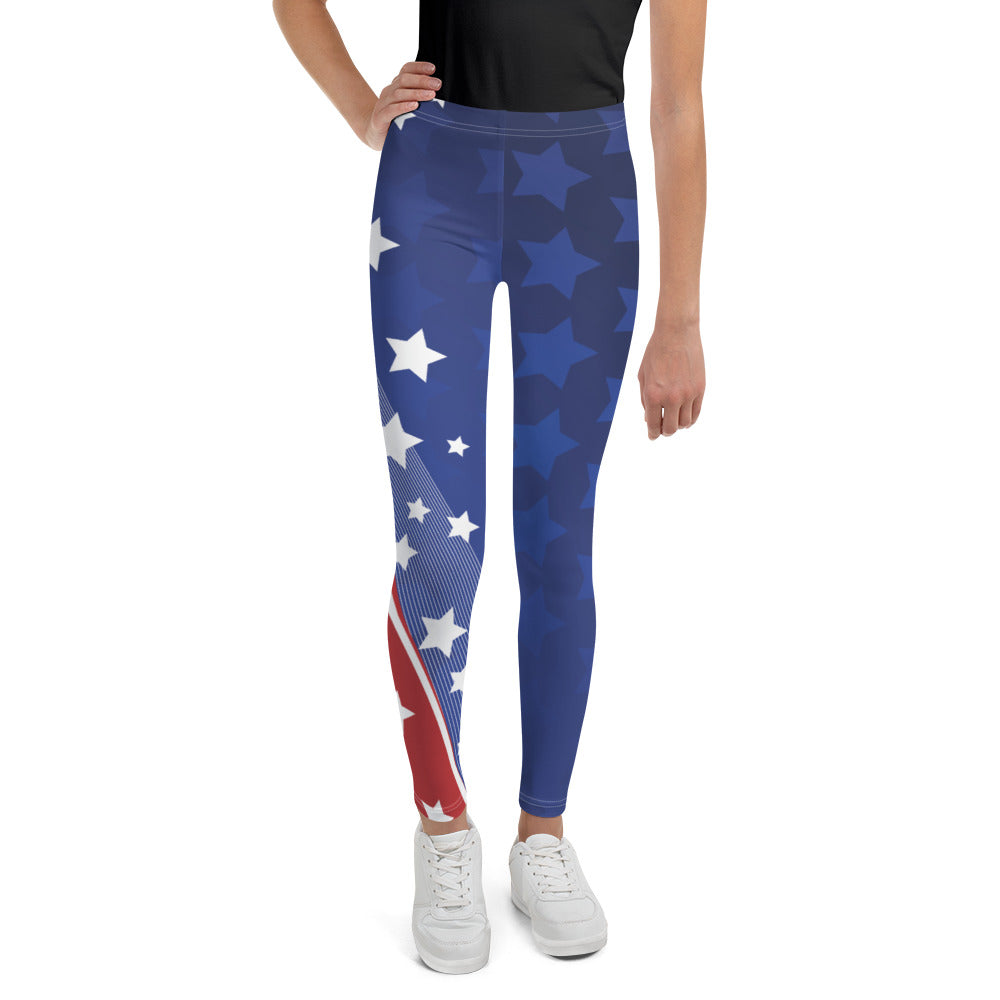Youth Yoga Leggings (USA)