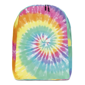 Minimalist Backpack (Tie Dye)