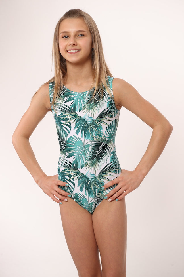 Palm Rhapsody Leotard