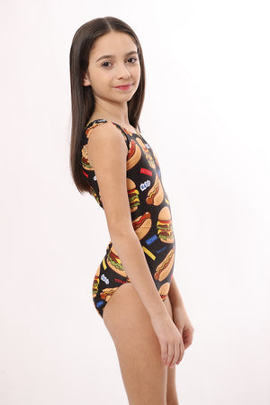 Summer BarBQ Leotard