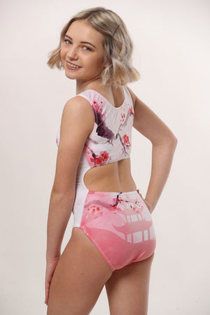 LIMITED EDITION: Tokyo Cherry Blossom Leotard