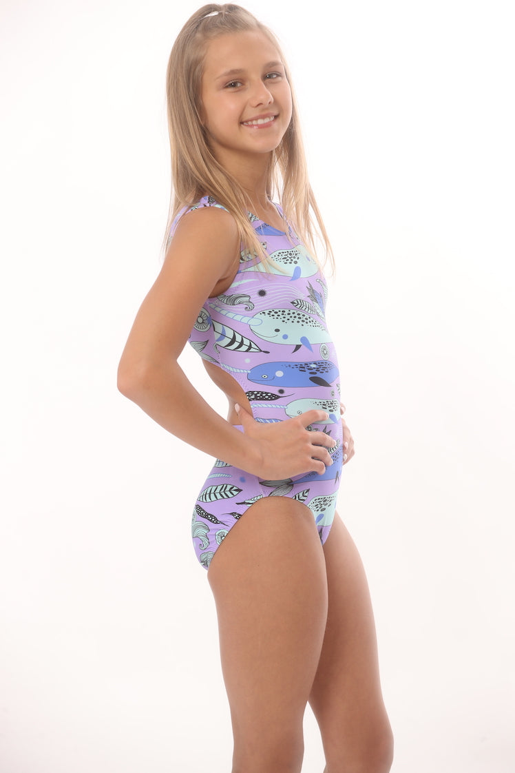 Unicorn of the Sea Leotard