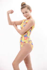 We can do it gymnastics leotards by Foxy's Leotards