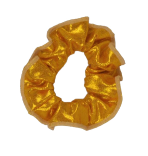 yellow scrunchies