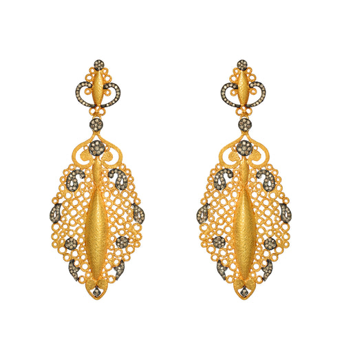 medium earrings <br><i>Hawa Collection</i></br>