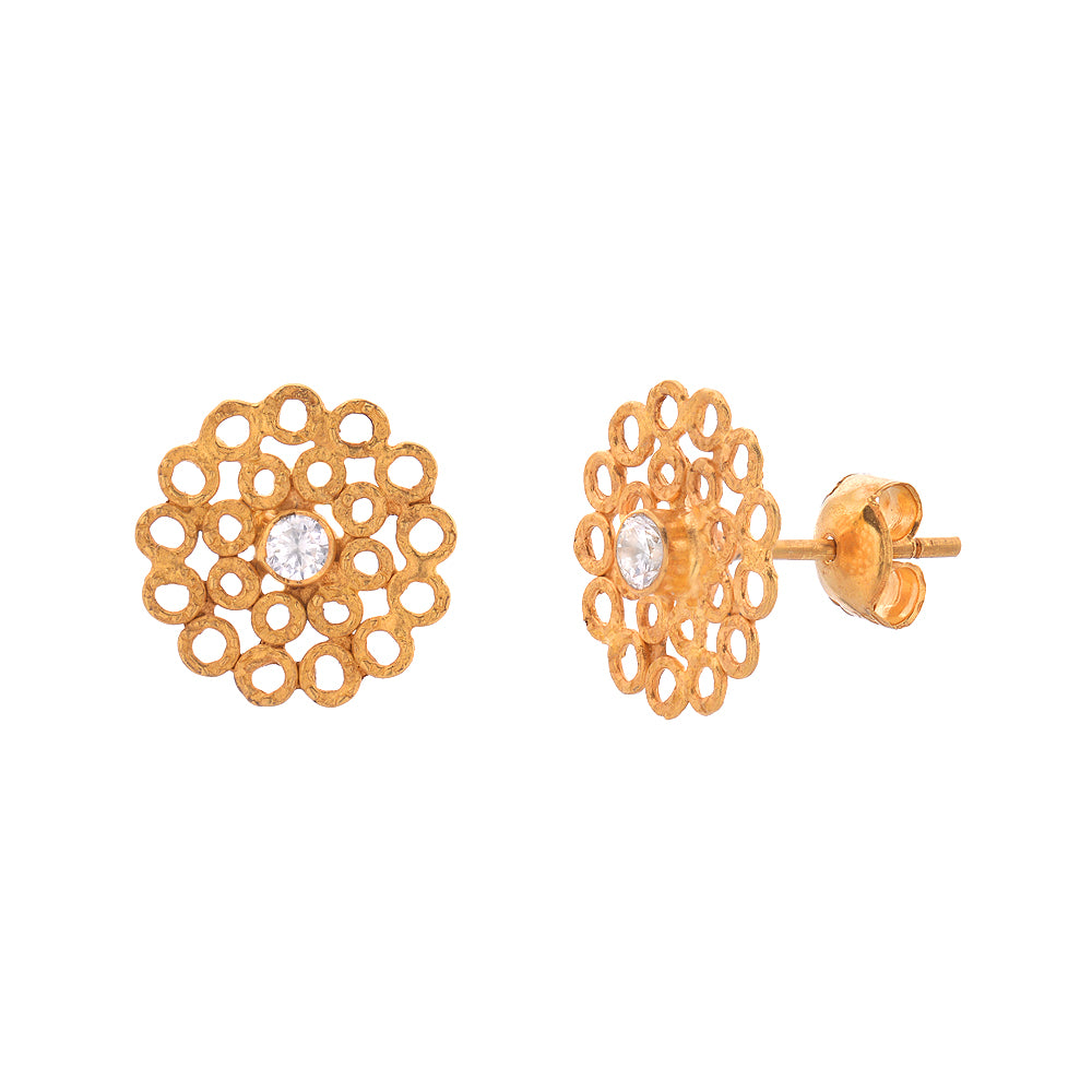 Hawa stud earrings <br><i>Hawa Collection</br></i>