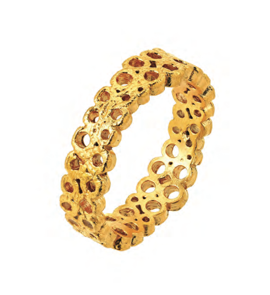 24K Hawa ring <br><i>Hawa Collection</i></br>
