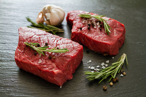 Grass Fed Beef Top round Steaks